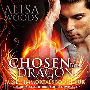 Chosen by a Dragon: Audiobook