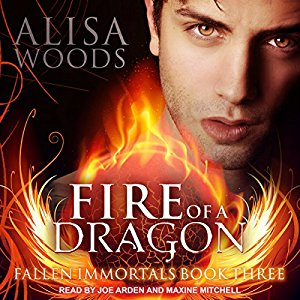 Fire of a Dragon: Audiobook