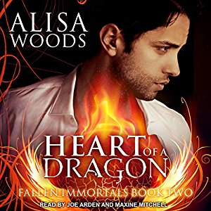Heart of a Dragon: Audiobook