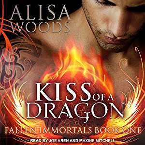 Kiss of a Dragon: Audiobook