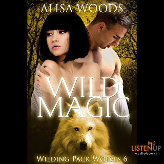 Wild Magic: Audiobook