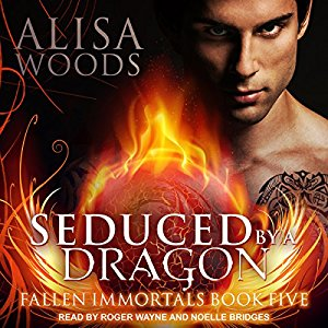 Seduced by a Dragon: Audiobook