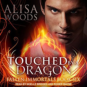 Touched by a Dragon: Audiobook