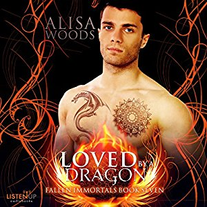 Loved by a Dragon: Audiobook