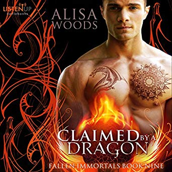 Claimed by a Dragon: Audiobook