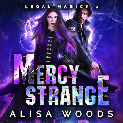 Mercy Strange: Audiobook