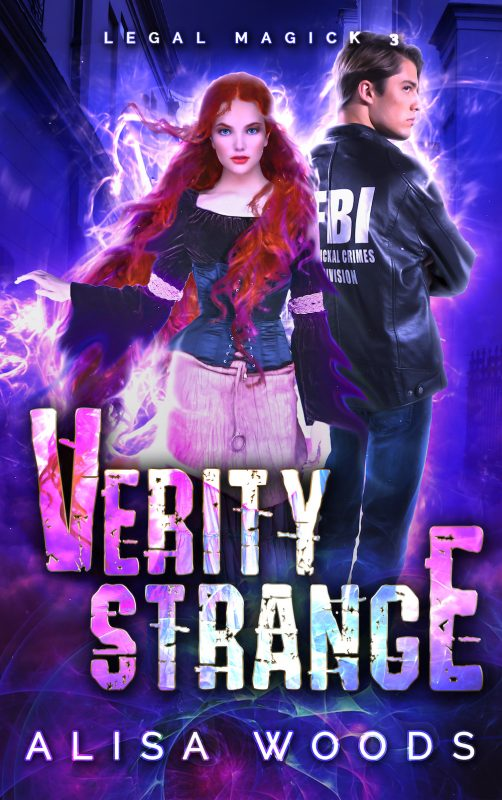 Verity Strange (Legal Magick 3)