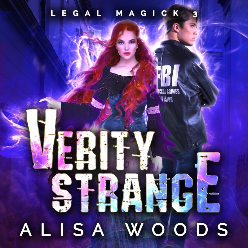 Verity Strange: Audiobook