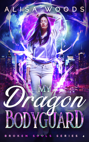 My Dragon Bodyguard (Broken Souls 4)