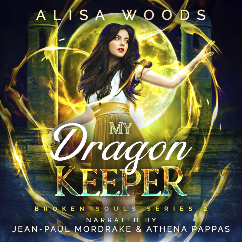 My Dragon Keeper (Broken Souls 2): Audiobook